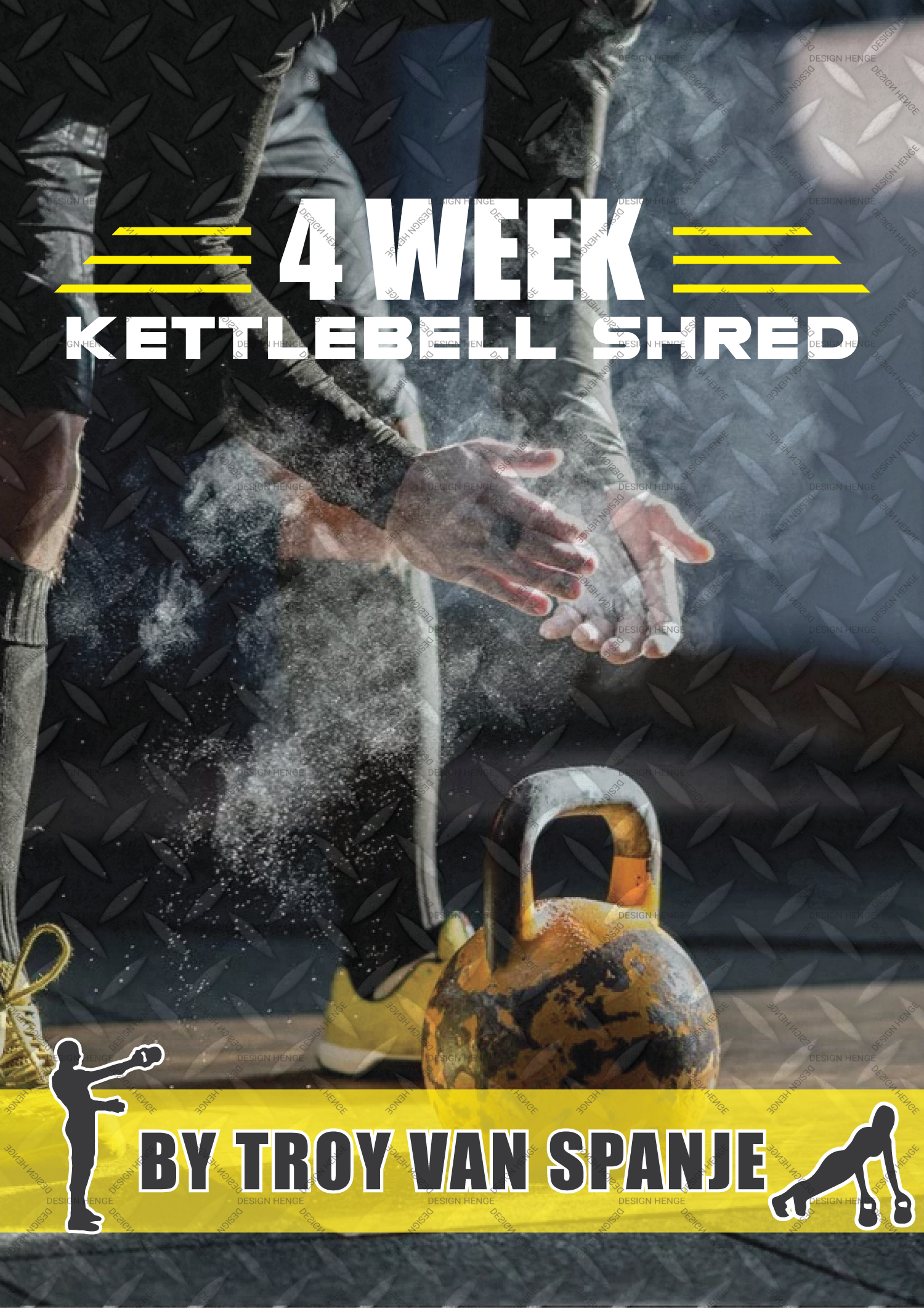 TROY VAN SPANJE - Kettlebell Shred Program